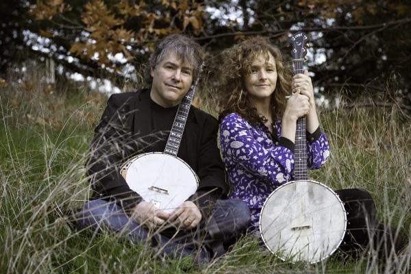 Belá Fleck and Abigail Washburn