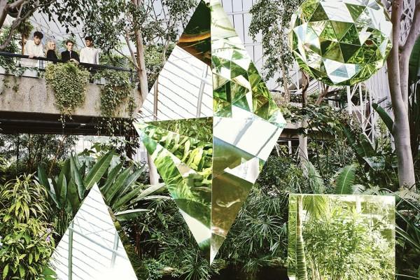 Clean Bandit New Eyes Album Cover