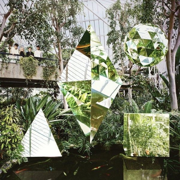 Clean Bandit New Eyes Album Cover