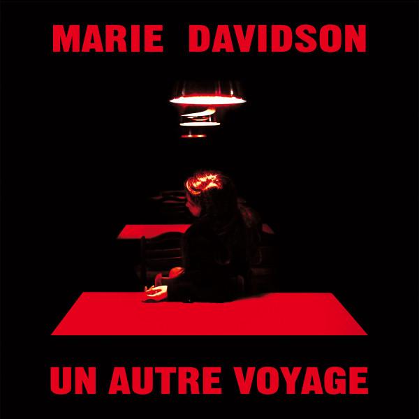 Marie Davidson Album Cover Un Autre Voyage
