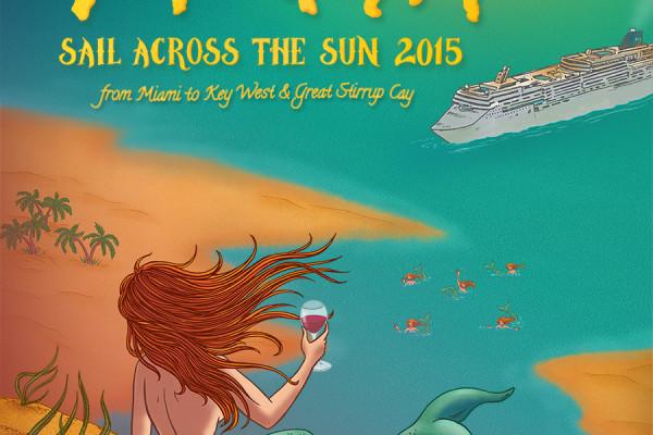 Sail across the Sun Poster