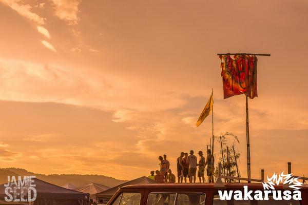 Wakarusa sunset, Photo by: Jamie Seed
