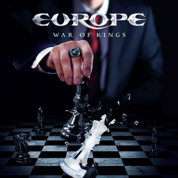Europe album cover War of Kings