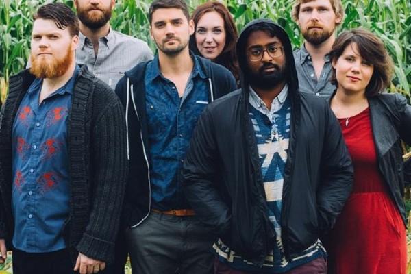Hey Rosetta 2015 Band Photo