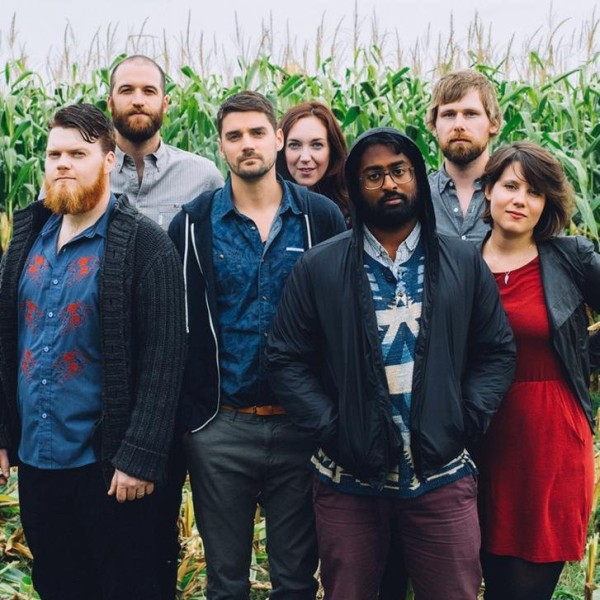 Hey Rosetta 2015 Band Photo