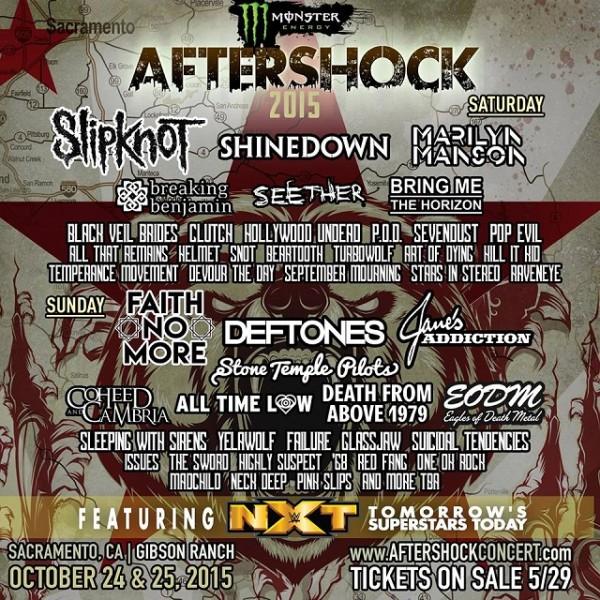 Afershock-festival-2015-lineup