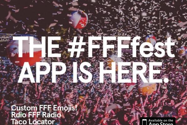 FFF app is here