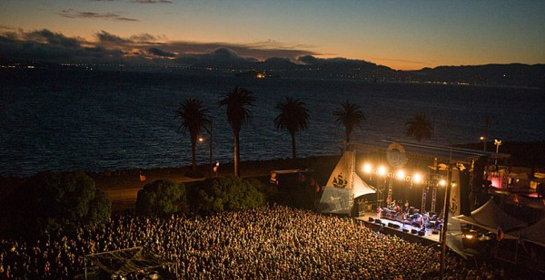 Treasure Island Main Stage