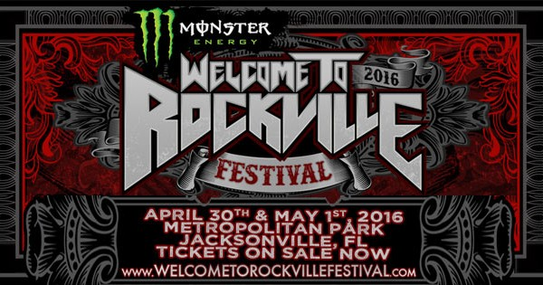 Welcome To Rockville 2016