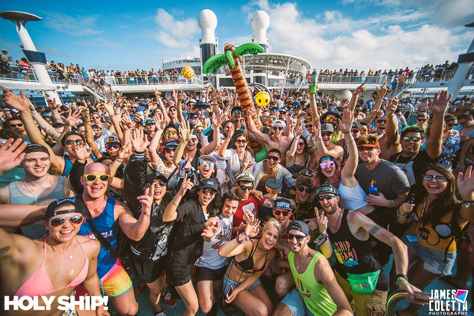 HOLY SHIP! Adds Live Sets from Jauz, Ookay, Getter, and many