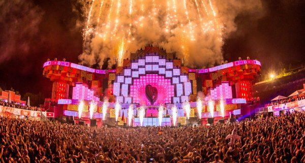 Electric Love Festival 16heart