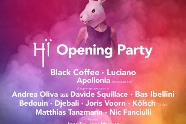 Hi ibiza Opening Party