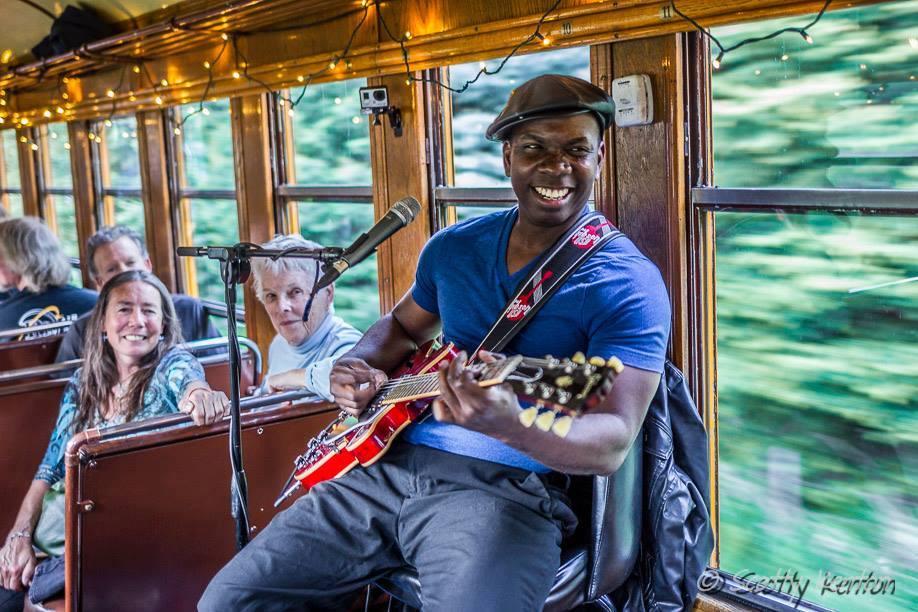 Durnago Blues Train