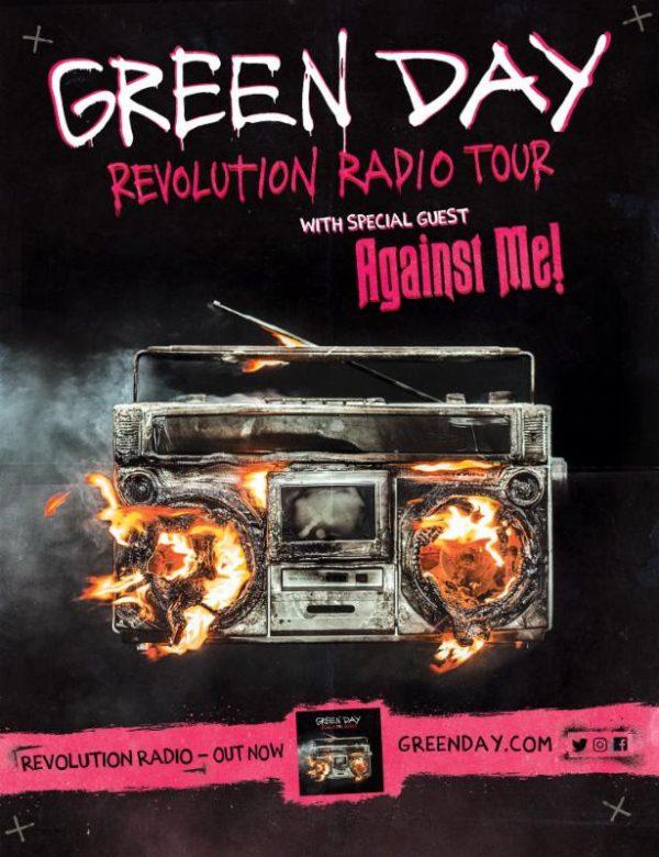 Green Day Tour