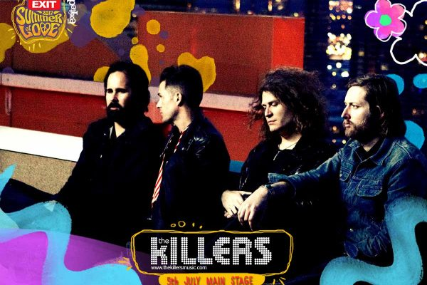 EXIT Festival- The Killers