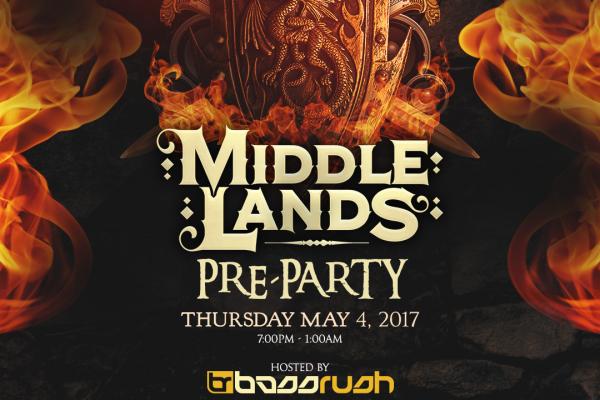 Middlelands 2017_preparty