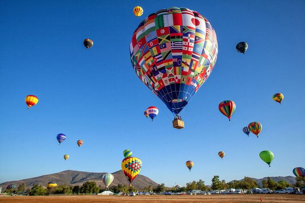 Temecula Valley Balloon & Wine Festival Archives | FestPop News