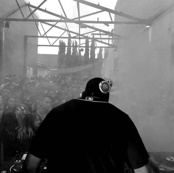 DJ Stingray- Oasis Festival