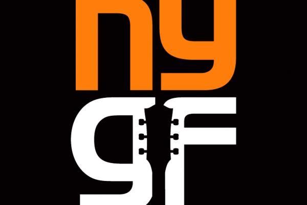 New York Guitar Festival Icon