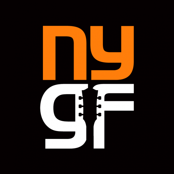 New York Guitar Festival Icon