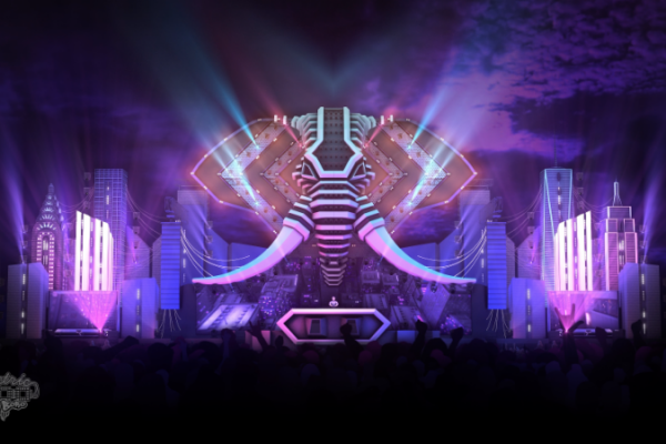 Electric Zoo Main Stage