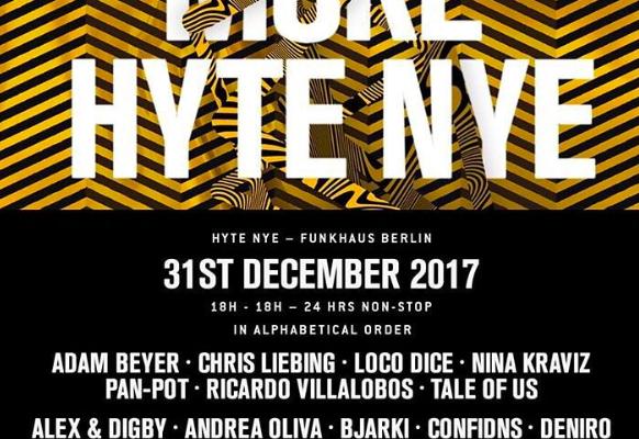 HYTE NYE Berlin