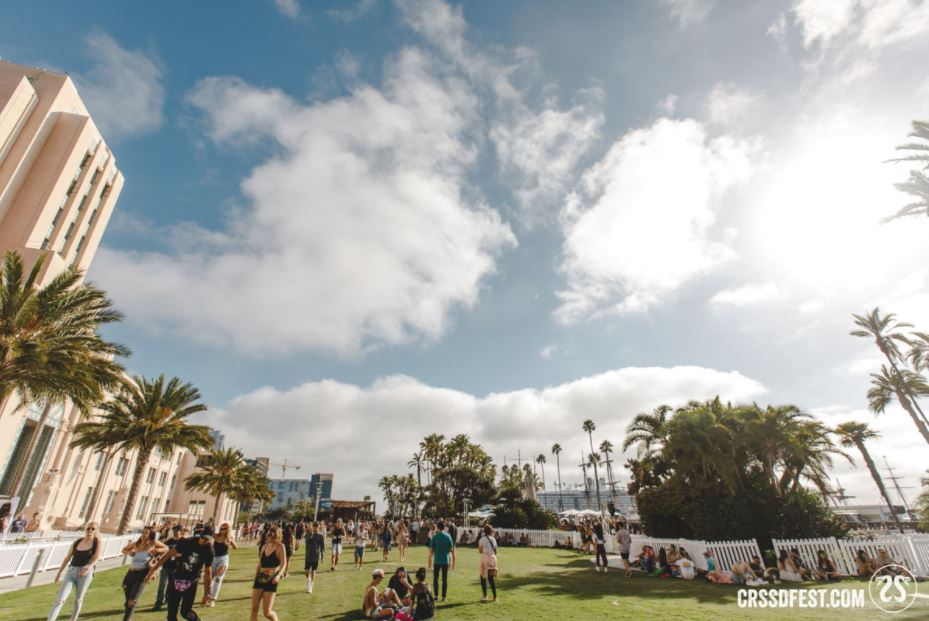 CRSSD Festival 2018 Preview Photos March 3rd and 4th