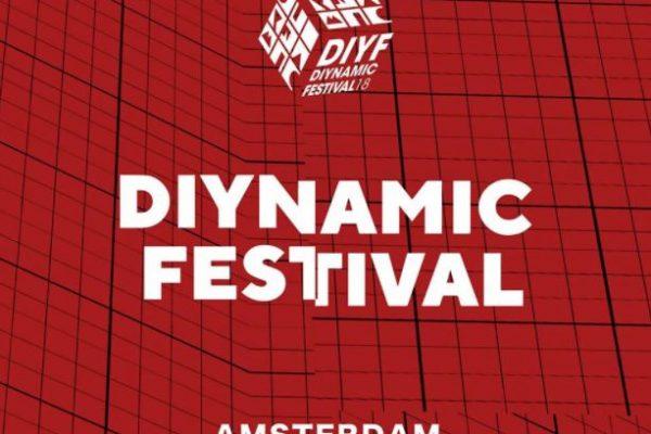 Diynamic Festival Amsterdamse Bos March 25, 2018