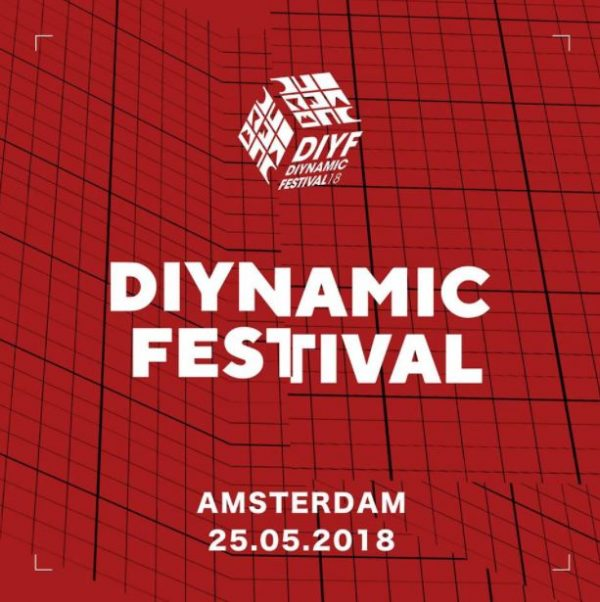 Diynamic Festival Amsterdamse Bos March 25, 2018