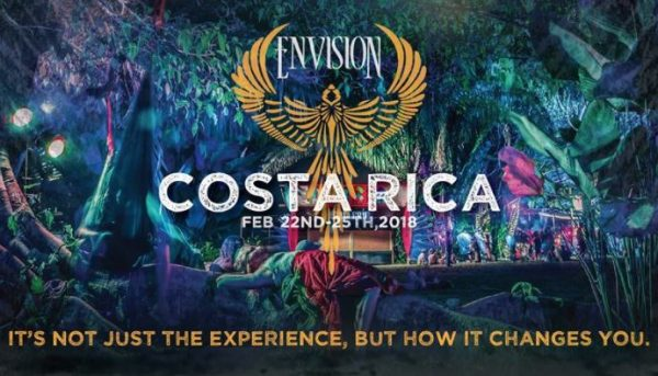 Envision Festival Costa Rica 2018