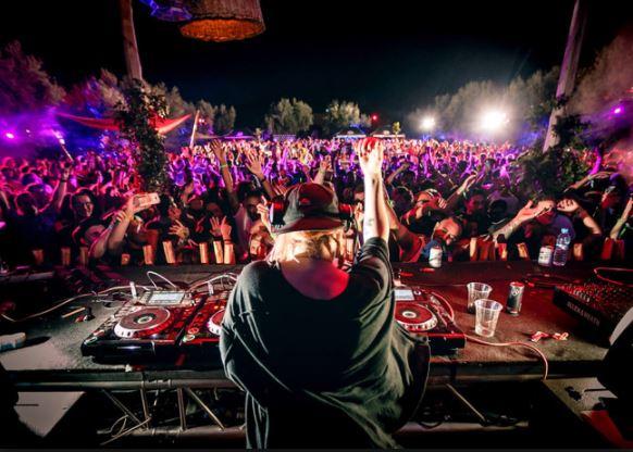 Morocco's Oasis Festival Lineup Announcement 2018 Carl Cox