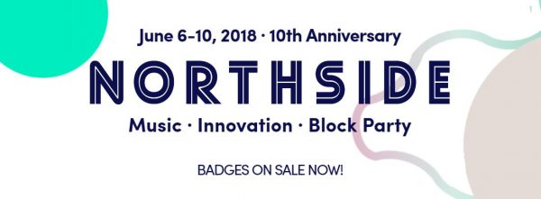 Northside Innovation Festival 2018 Brooklyn New York Featured Photo Badges On Sale Now
