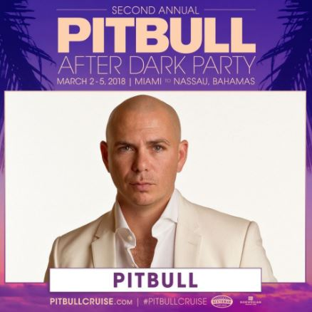 Pitbull After Dark Party Cruise Miami 2018 Featured Photo