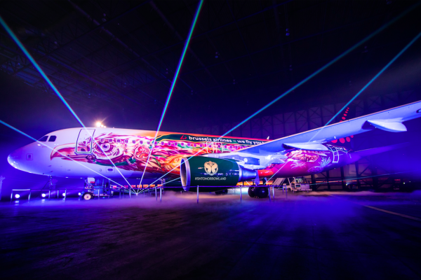 BRUSSELS AIRLINES - TOMORROWLAND