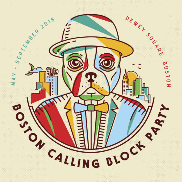 Boston Calling Block Party