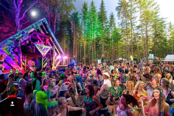 TOP 5 REASONS TO ATTEND FUTURE FOREST FESTIVAL!