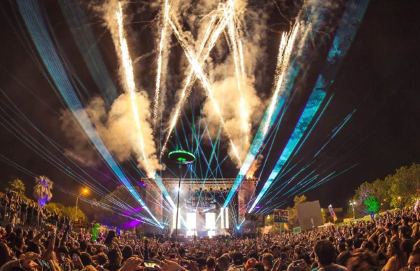 Goldrush Music Festival 2018 Full Lineup Announcement and Single Day Passes On Sale