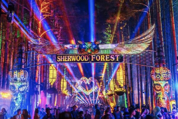 Eight Incredible Days at Electric Forest 2018