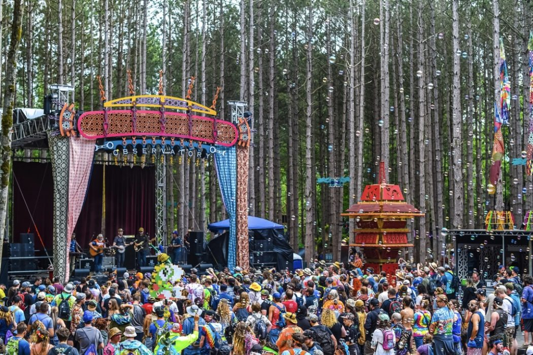 Electric Forest The Observatory