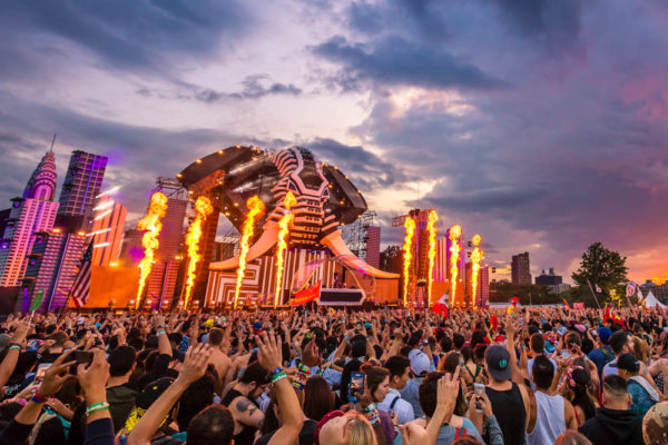 Labor Day Weekend At Electric Zoo: Evolved