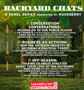Backyard Chat