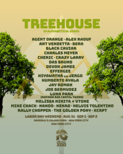The Treehouse Flyer