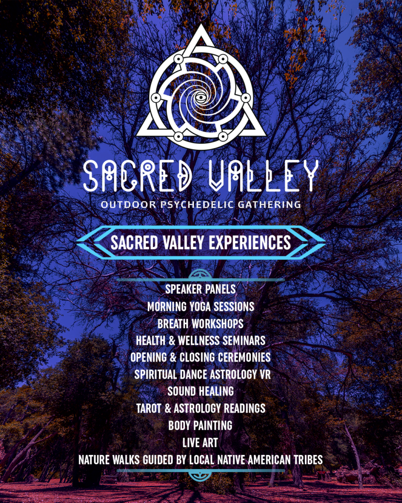 sacred valley psychedelic gathering
