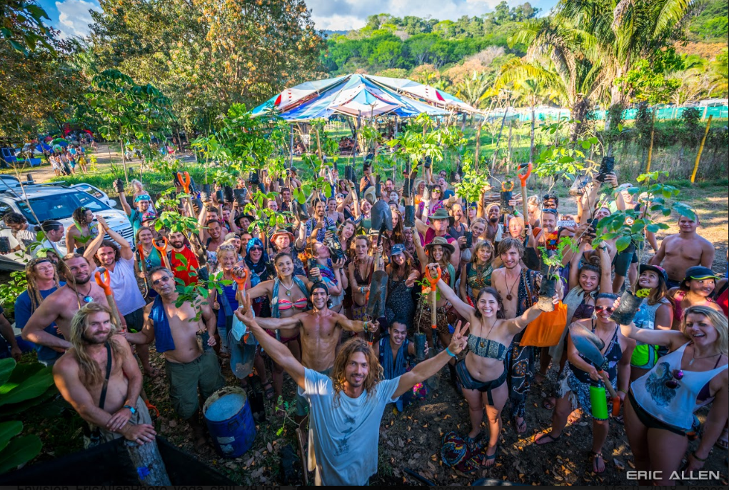 Envision Festival 2019 Costa Rica Phase 1 Lineup and Dates announced 2018 Pictures