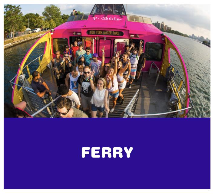 Zoo ferry