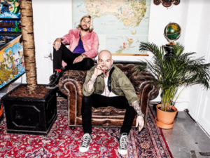 VCATION EDM Swedish Duo has a New Single - When We Were Gold