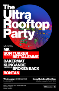 Ultra Rooftop Party