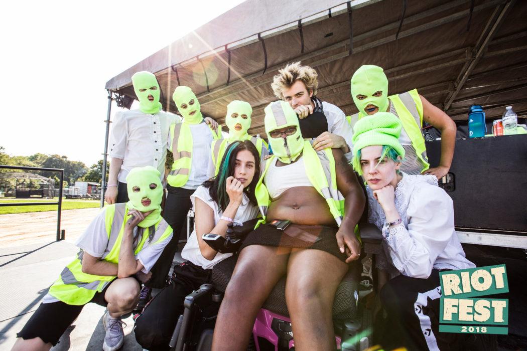 Riot Fest Day 1
