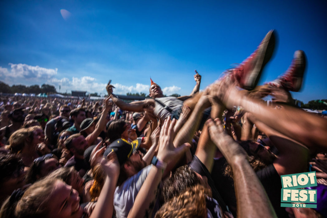 Riot Fest Day 3