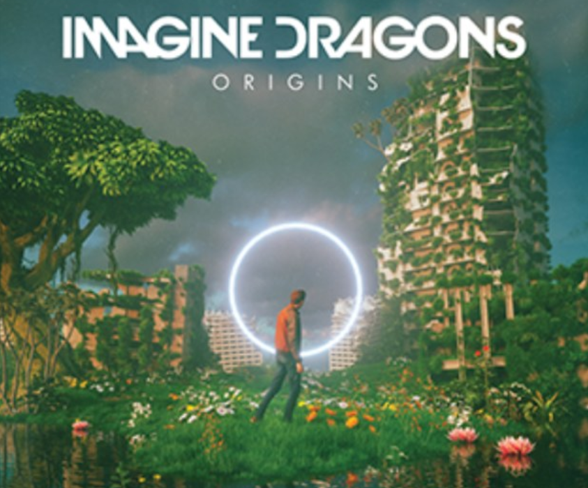 Imagine Dragons set to release new album Origins on November 9th Album Cover